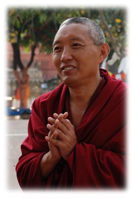 Tashi Tsering (Jamyang Buddhist Centre)