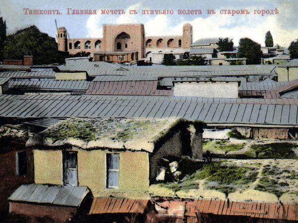Tashkent in the past, History of Tashkent
