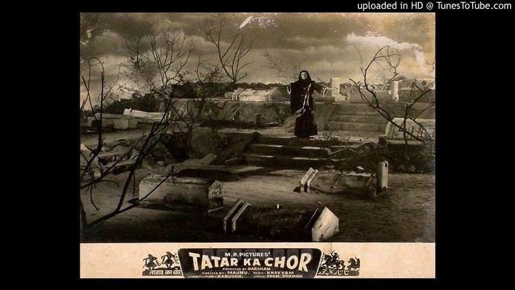 Asha Bhosle Nigahon Mein Base Aise Tatar Ka Chor Khayyam YouTube