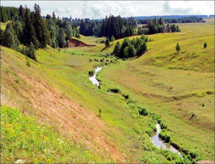 Tatarstan Beautiful Landscapes of Tatarstan