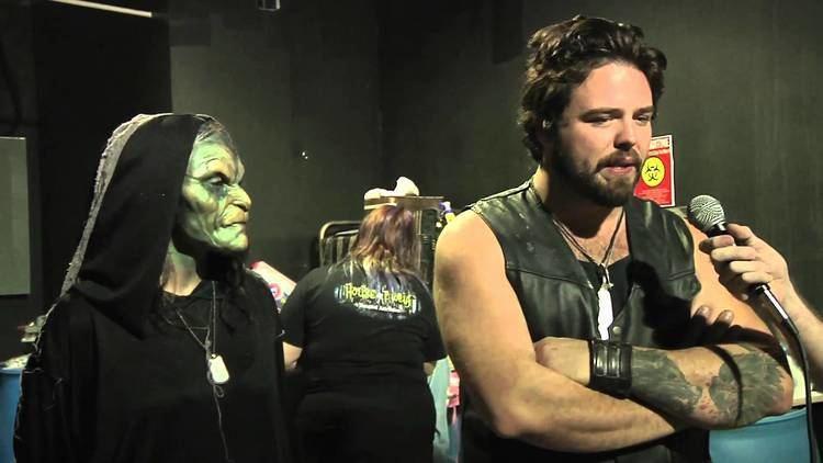 Tate Steinsiek Interview with Bryan 39Tate39 Steinsiek House of Phobia