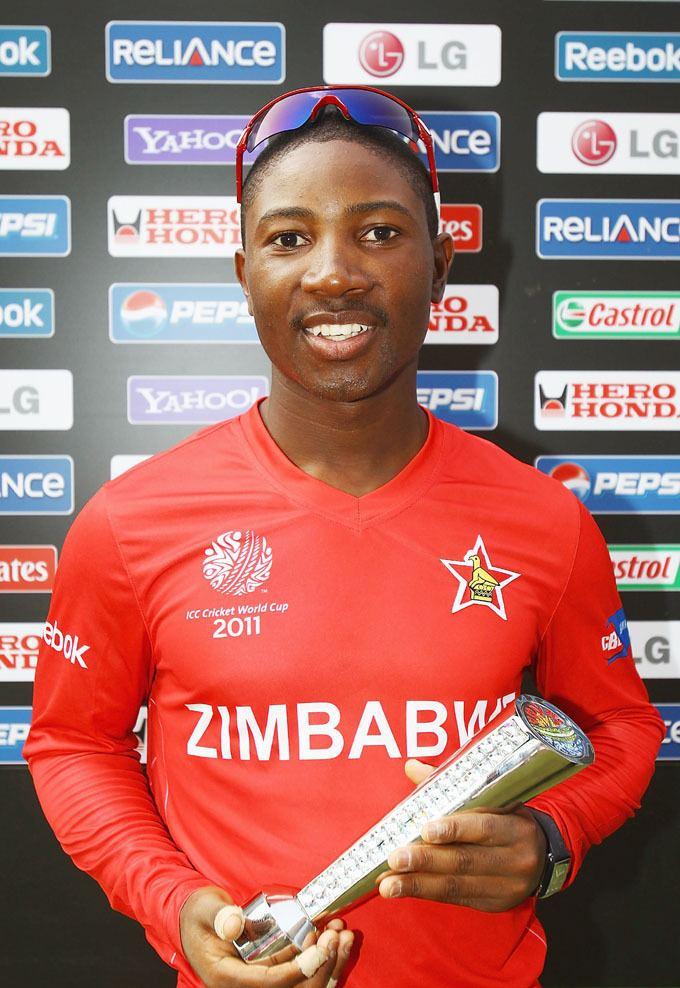 Tatenda Taibu (Cricketer)