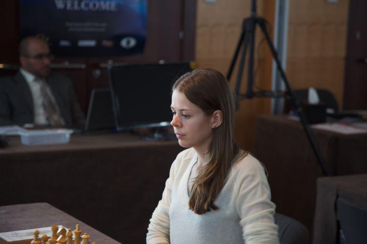 Tatiana Kosintseva Tatiana Kosintseva Wikipedia the free encyclopedia