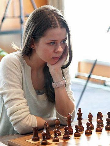Tatiana Kosintseva WGP Geneva Muzychuk Khotenashvili win and lead Chess News