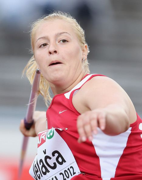 Tatjana Jelača Tatjana Jelaca Pictures 21st European Athletics Championships Day