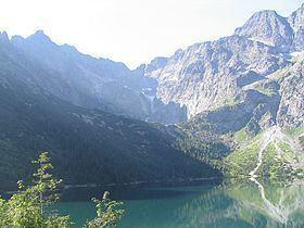 Tatra Mountains httpsuploadwikimediaorgwikipediacommonsthu