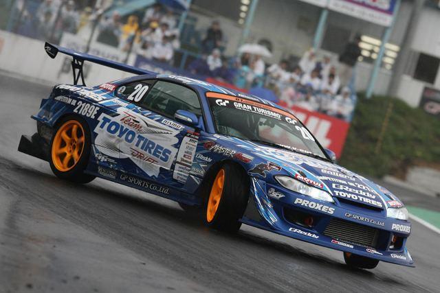 Tatsuya Sakuma NISMO Tatsuya Sakuma of Team TOYOTIRES with GP SPORTSTakes Fifth Place