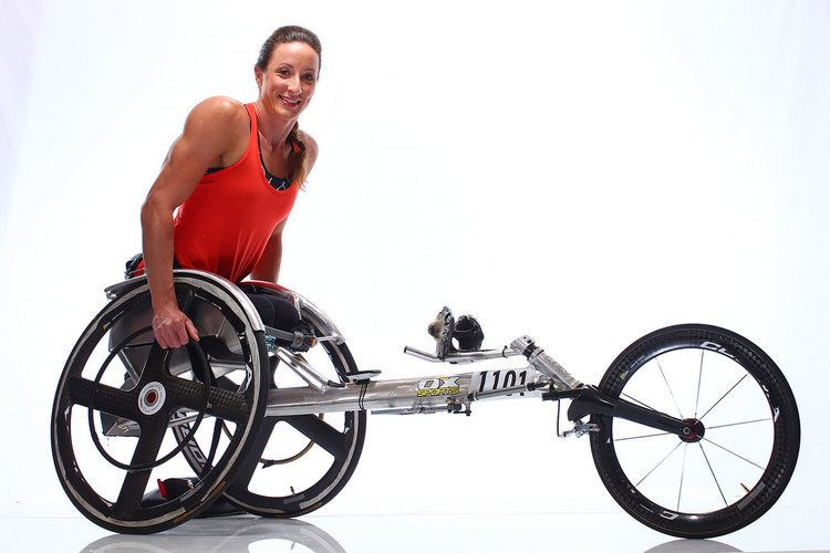 Tatyana McFadden Paralympics 2012 Tatyana McFadden39s miracle is to compete