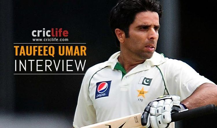 Taufeeq Umar Sami Aslam has a very bright future ahead of him