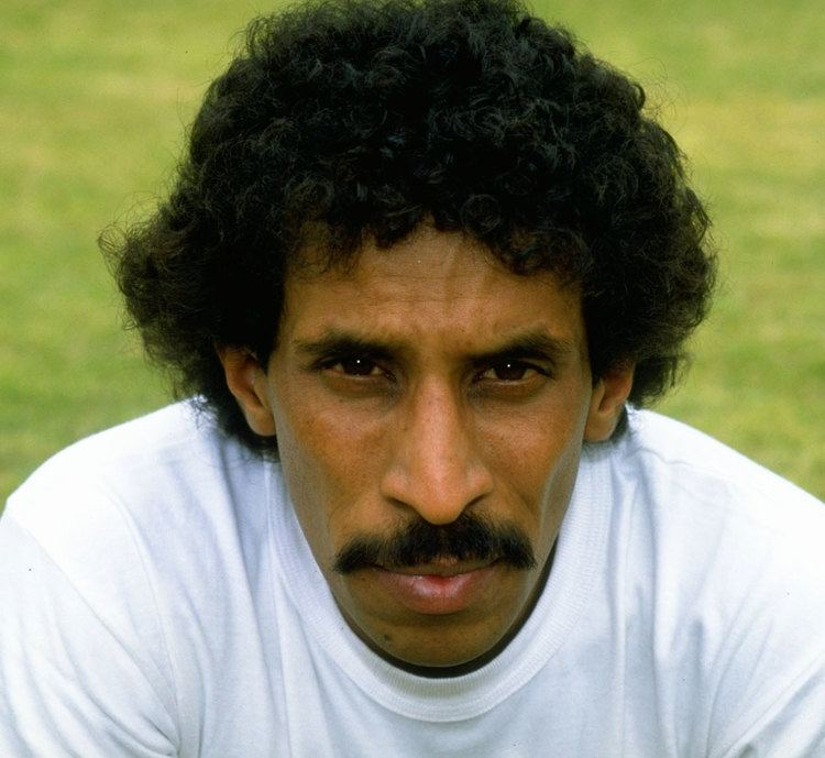 Tauseef Ahmed (Cricketer) in the past