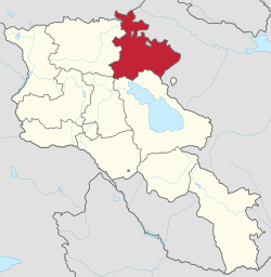 Tavush Province Wikipedia