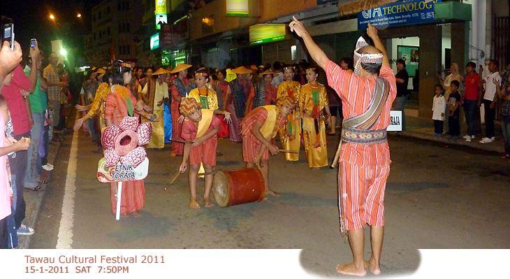 Tawau Culture of Tawau