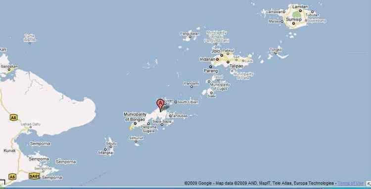 Tawi Tawi in the past, History of Tawi Tawi