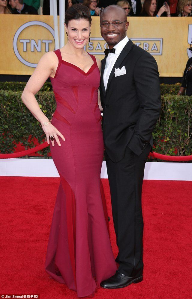 Taye Diggs Taye Diggs opens up about split from Idina Menzel after ten years of