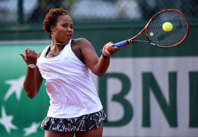 Taylor Townsend (tennis) Questioned About Body Townsend Rises and Inspires The