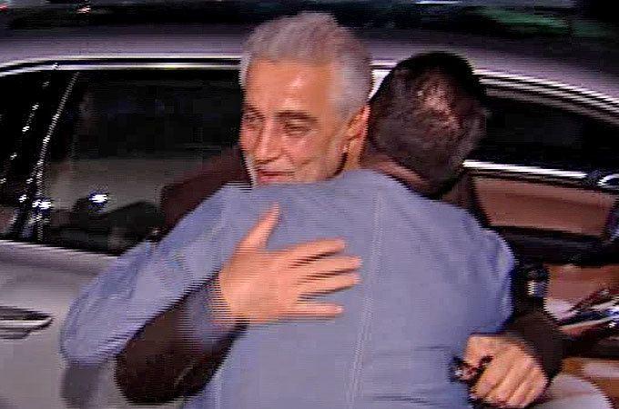 Tayseer Allouni Freed Al Jazeera journalist returns to Doha Al Jazeera English