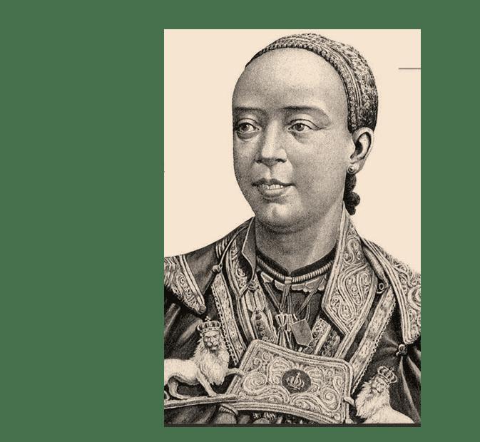 Taytu Betul Queen Taytu Bitul Hayle Mariam 18511918 Tenayistilign
