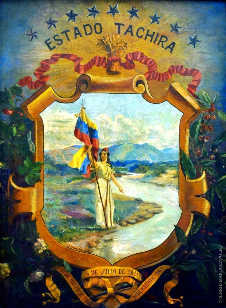 Tachira in the past, History of Tachira