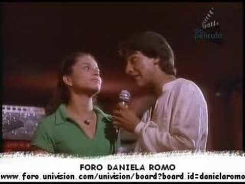 Te quiero (film) Te quiero Daniela Romo y Fernando Allende YouTube