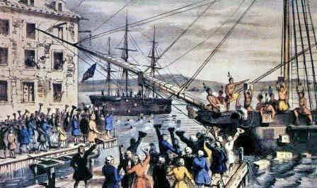 Tea Act Tea Act of 1773