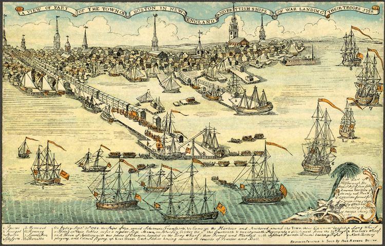 Tea Act The Tea Act Boston Tea Party Facts 1773