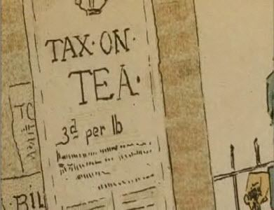 Tea Act Parliament passes the Tea Act Bowie News