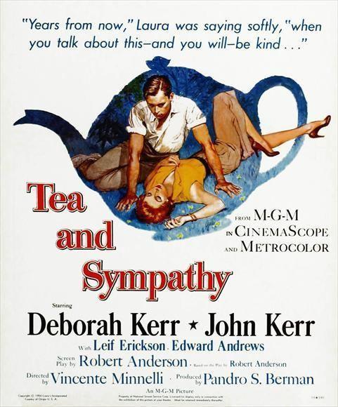 Tea and Sympathy (film) Black and White Cinema and Chocolate Tea and Sympathy 1956