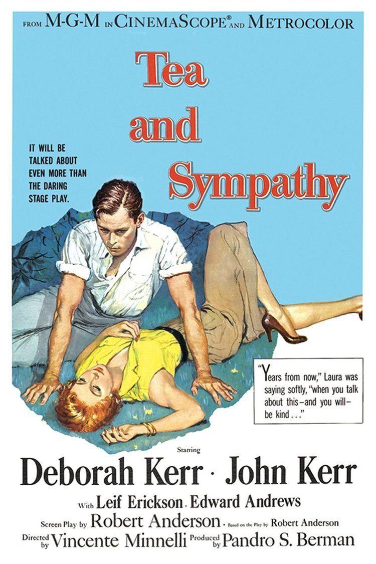 Tea and Sympathy (film) wwwgstaticcomtvthumbmovieposters5085p5085p