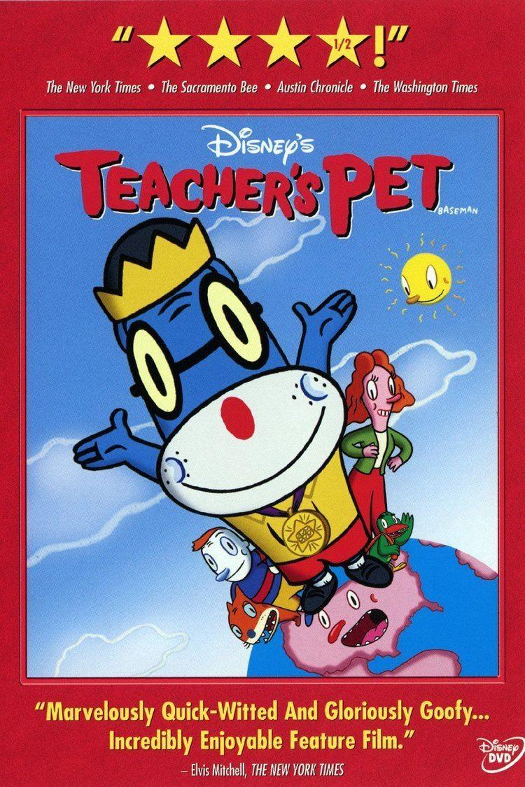 Teacher's Pet (2004 film) wwwgstaticcomtvthumbdvdboxart82933p82933d