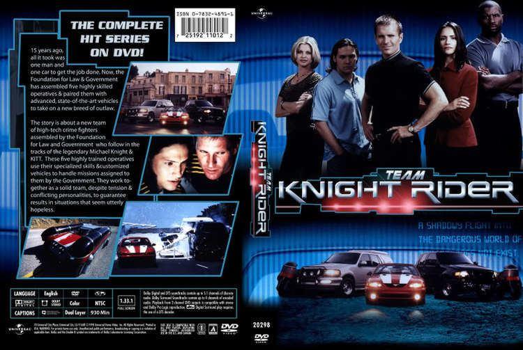 Team Knight Rider Besetzung