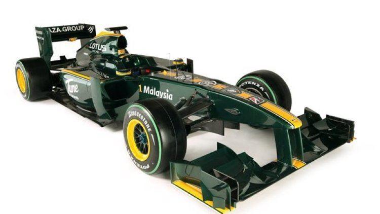 Team Lotus Goodbye Lotus RacingCosworth hello Team LotusRenault Autoblog