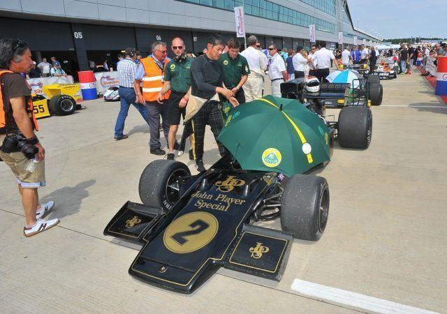 Team Lotus Team Lotus Umbrella