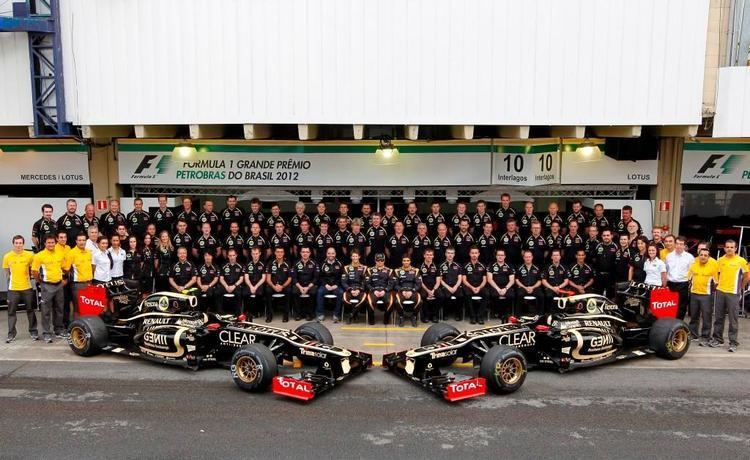 Team Lotus Lotus F1 Team Brazilian GP Race Report SELOC