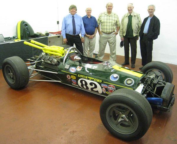 Team Lotus 2014 Classic Team Lotus