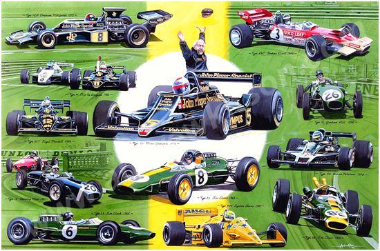 Team Lotus TEAM LOTUS 50