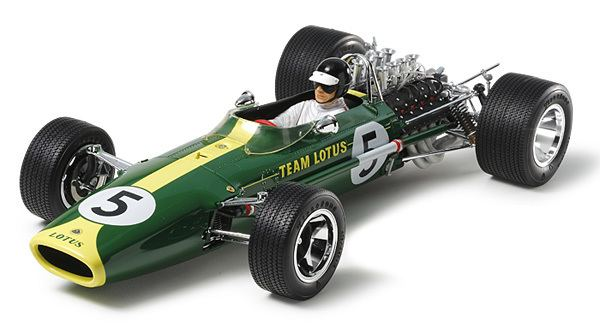 Team Lotus 112 Team Lotus Type 49 1967 wPhotoEtched Parts