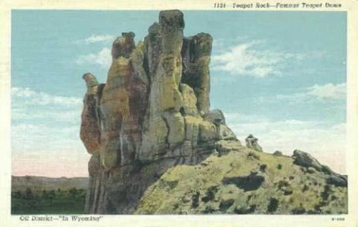 Teapot Dome scandal The Teapot Dome Scandal WyoHistoryorg