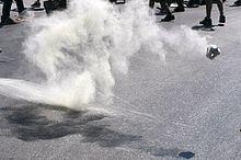 Tear gas httpsuploadwikimediaorgwikipediacommonsthu