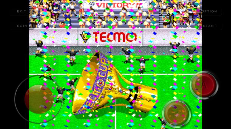 Tecmo World Cup '90 Tecmo World Cup 3990 set 1 ROM lt MAME ROMs Emuparadise