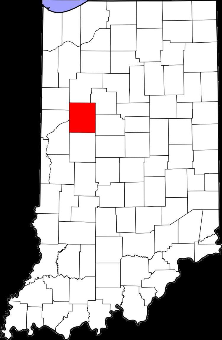Tecumseh, Tippecanoe County, Indiana