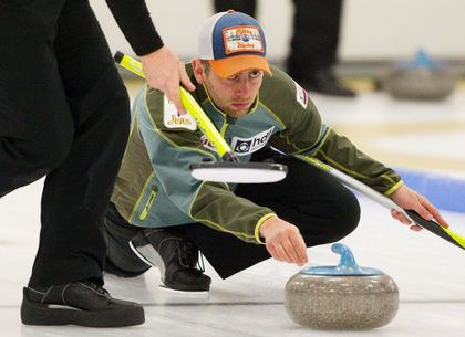 Ted Appelman Ted Appelman earns a shot at Alberta mens curling title Curling
