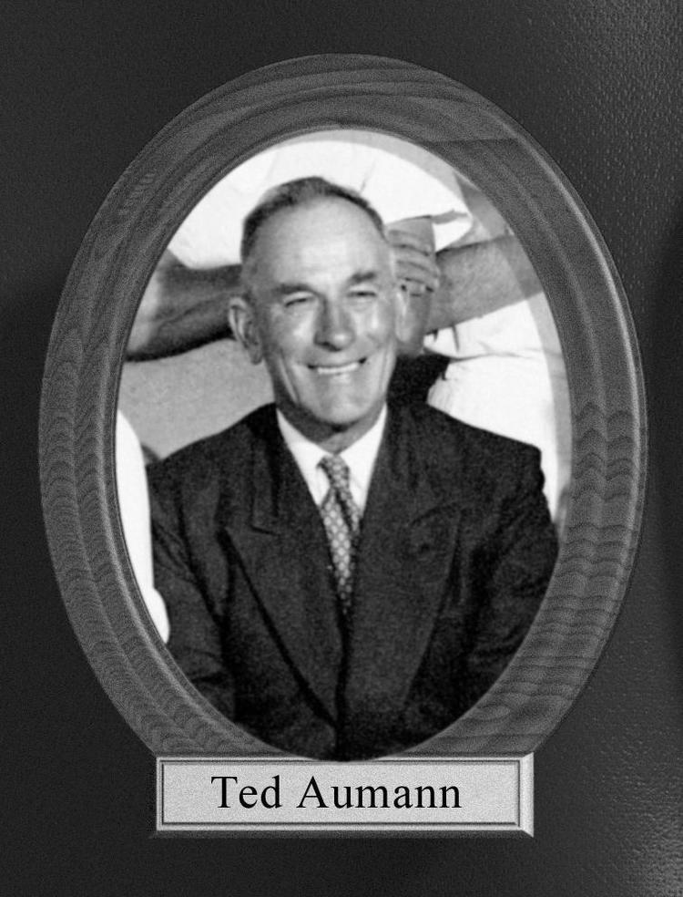 Ted Aumann Nunawading Cricket Club Ted Aumann