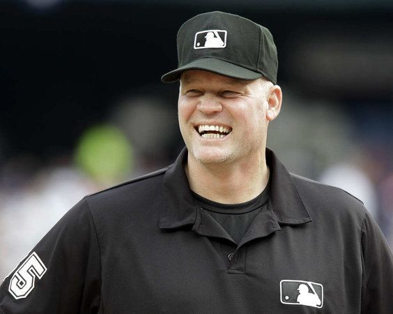 Ted Barrett Touch 39Em All Ted Barrett is the perfect umpire philly