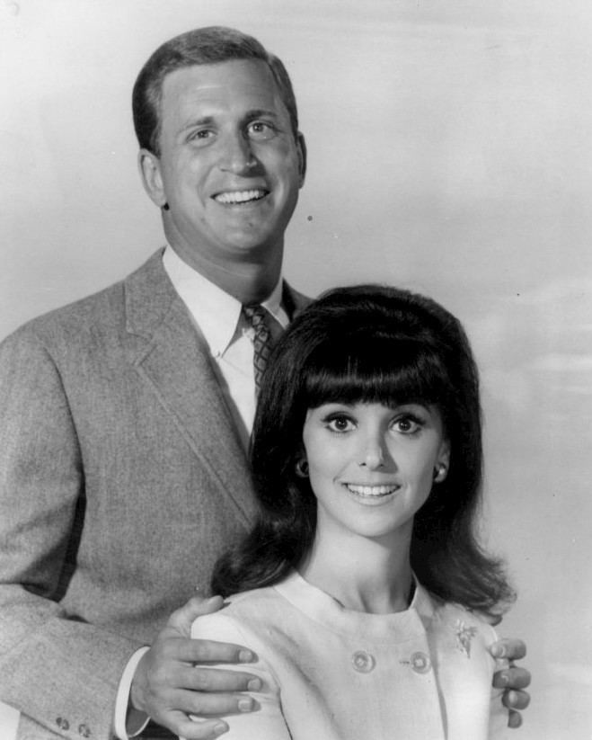 Ted Bessell FileTed Bessell Marlo Thomas That Girl 1966JPG