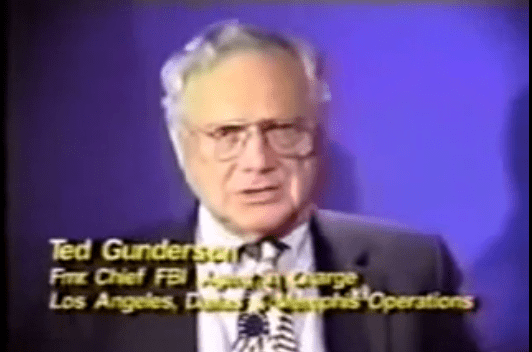 Ted Gunderson Hella Heaven Ted Gunderson Former FBI Chief 911 and