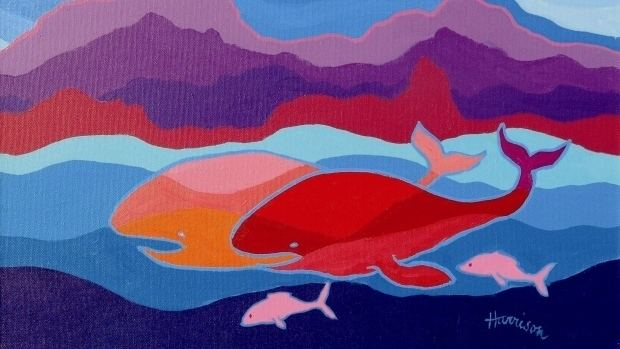 Ted Harrison Ted Harrison Canadian painter dead at 88 British