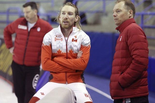 Ted-Jan Bloemen Longue piste record mondial pour le Canadien TedJan Bloemen au 10