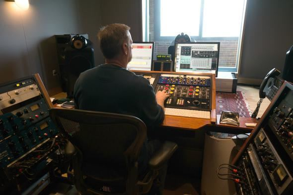 Ted Jensen Masters Behind the Mix A BehindtheScenes Glimpse Into