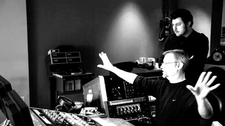 Ted Jensen Andrew Cole amp Ted Jensen Mastering 8888 Behind The