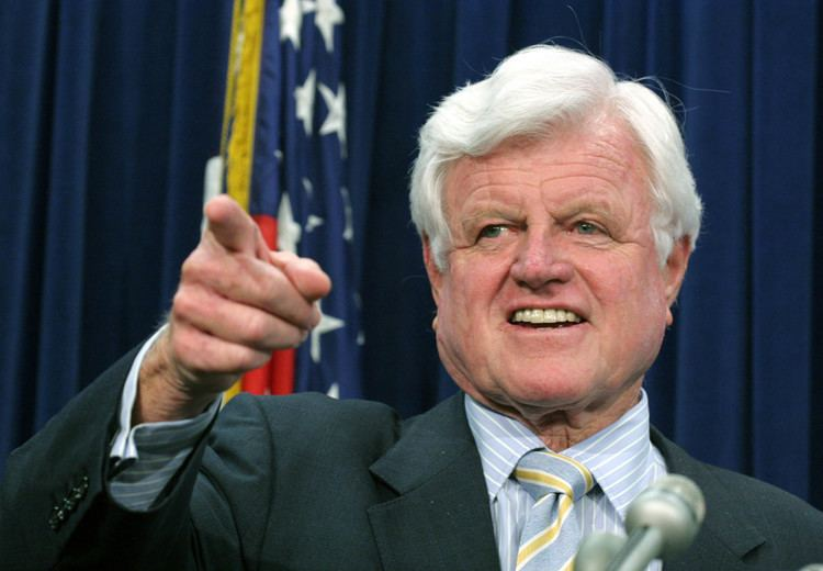 Ted Kennedy New Movie to Rewrite History of Drunk Democrat Ted Kennedy